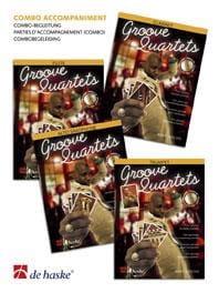 Groove Quartets - Bert Lochs - Partition - laflutedepan.com