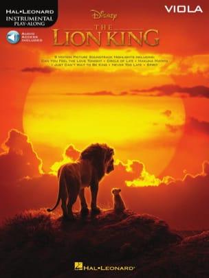 Le Roi Lion - Musique du film pour Alto DISNEY Partition laflutedepan