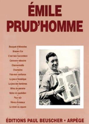 Emile Prud'homme - Emile Prud'homme - Partition - laflutedepan.com