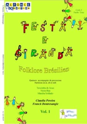 Festa e Ciranda - Volume 1 - laflutedepan.com