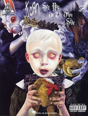 See You On The Other Side Korn Partition Pop / Rock - laflutedepan
