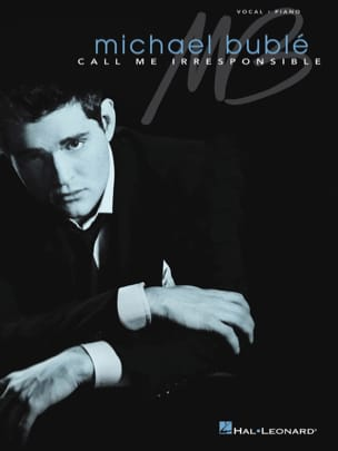 Call Me Irresponsible Michael Bublé Partition Jazz - laflutedepan