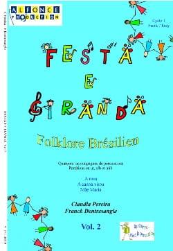 Festa e Ciranda - Volume 2 laflutedepan
