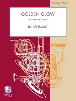 Golden glow Bert Appermont Partition Trombone - laflutedepan