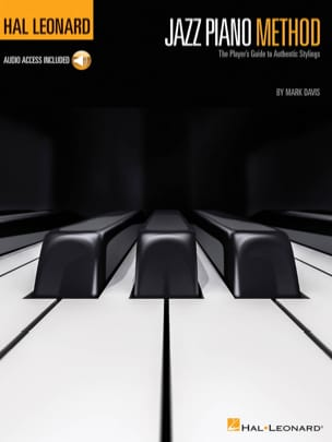 Hal Leonard Jazz Piano Method Mark Davis Partition laflutedepan