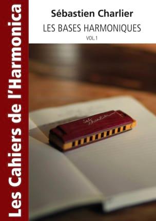 Les Bases Harmoniques Volume 1 Sébastien Charlier laflutedepan