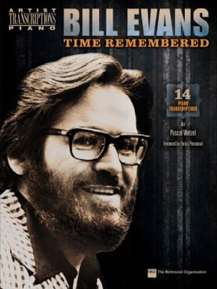 Time remembered Bill Evans Partition Jazz - laflutedepan