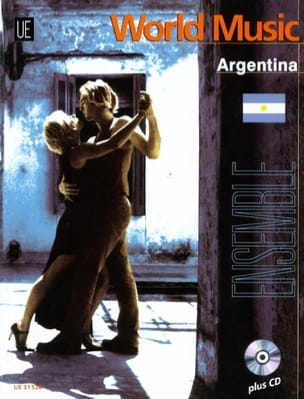 World Music Argentina Ensemble Diego Collatti Partition laflutedepan