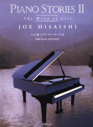 Joe Hisaishi - Piano Stories 2 - Der Wind des Lebens - Originalausgabe - Partition - di-arezzo.de