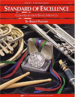 Standard Of Excellence Book 1 Bruce Pearson Partition laflutedepan