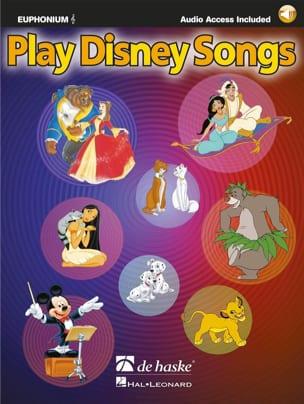 Play Disney songs DISNEY Partition Tuba - laflutedepan