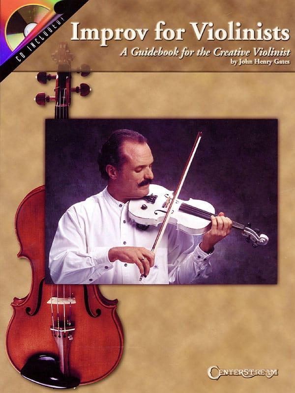 Improv For Violinists - John Henry Gates - laflutedepan.com