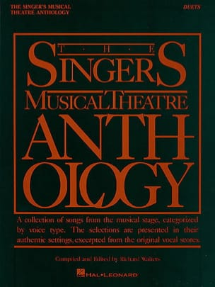 The Singer's Musical Theatre Anthology - Duets laflutedepan