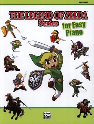 Musique de Jeux Vidéo - The legend of the Zelda series for easy piano - Partition - di-arezzo.com