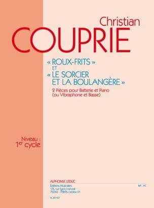 Roux-Frits & le Sorcier Et la Boulangère laflutedepan