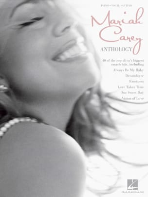 Mariah Carey Anthology Mariah Carey Partition laflutedepan