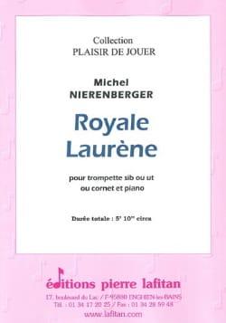 Royale Laurène Michel Nierenberger Partition Trompette - laflutedepan