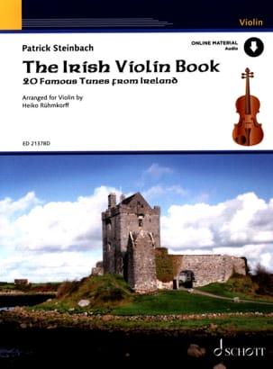 The Irish violin book Traditionnel Partition Violon - laflutedepan