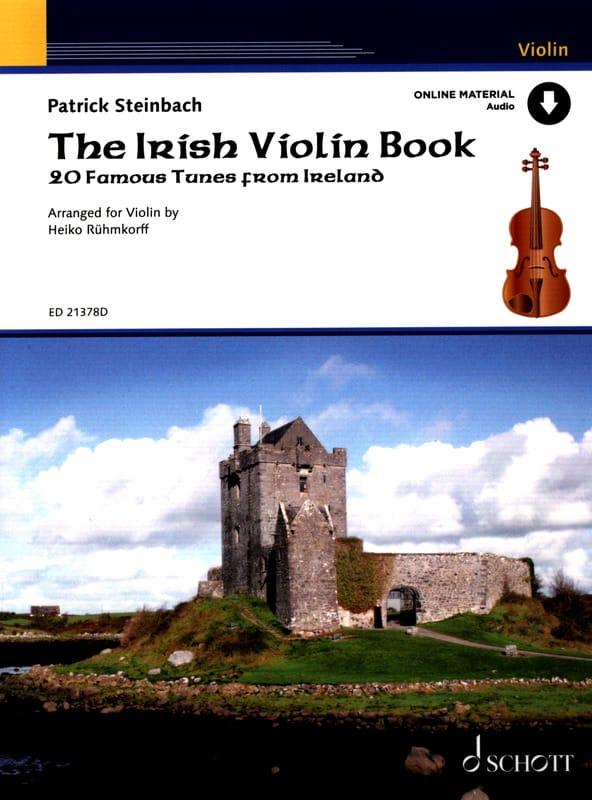 The Irish violin book - Traditionnel - Partition - laflutedepan.com