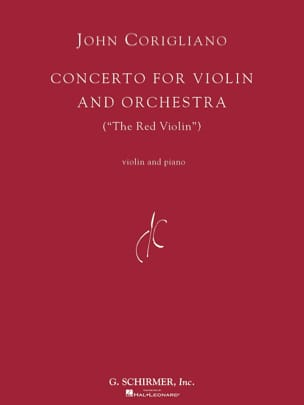 Concerto For Violin And Orchestra The Red Violin laflutedepan