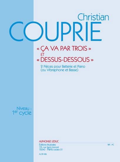 Ca Va Par Trois & Dessus-Dessous - laflutedepan.com