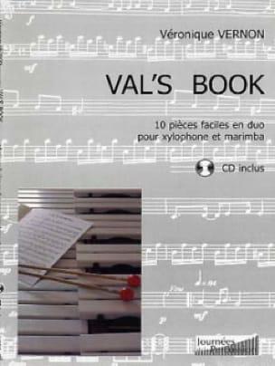 Val's Book - Véronique Vernon - Partition - laflutedepan.com