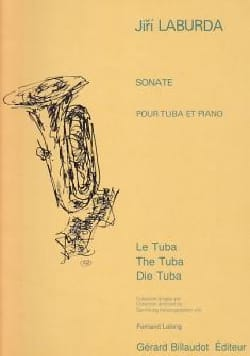 Sonate Jiri Laburda Partition Tuba - laflutedepan