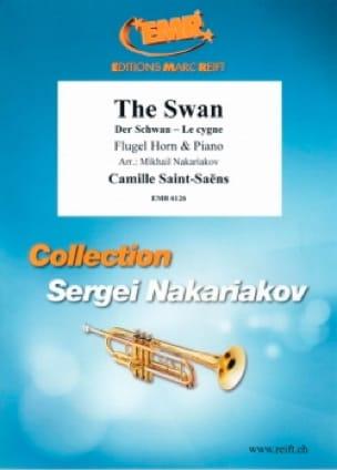 The Swan Le Cygne - SAINT-SAËNS - Partition - laflutedepan.com