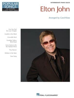 Elton John - エルトンジョン - 中級ピアノソロ - Partition - di-arezzo.jp