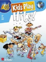 Kids Play Hits Partition Cor - laflutedepan