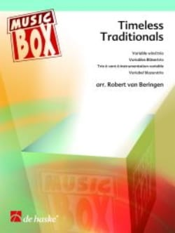 Timeless Traditionals - Music Box Traditionnel Partition laflutedepan