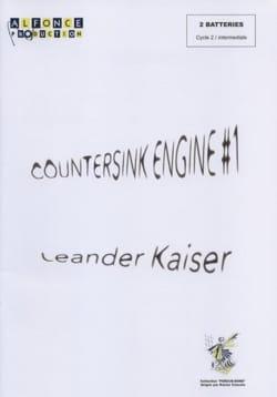 Countersink Engine #1 Leander Kaiser Partition laflutedepan