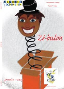Zé-bulon - Jocelyn Vinay - Partition - Xylophone - laflutedepan.com