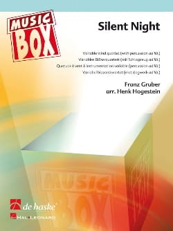 Silent Night - Music Box Franz Gruber Partition laflutedepan