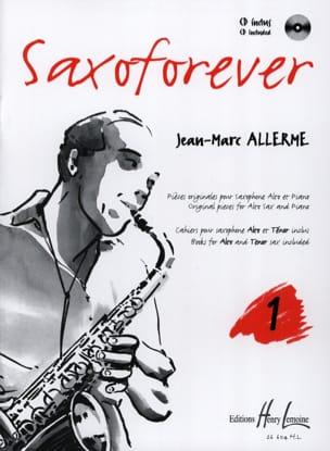 Saxoforever Volume 1 Jean-Marc Allerme Partition laflutedepan