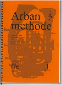 Méthode Clé de Sol Volume 1 Jean-Baptiste Arban Partition laflutedepan