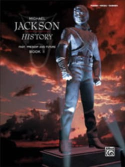 History Book 1 Michael Jackson Partition Pop / Rock - laflutedepan