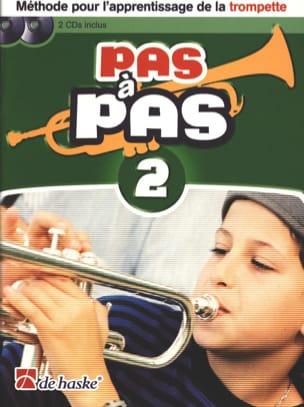 Pas A Pas Volume 2 Jaap Kastelein Partition Trompette - laflutedepan