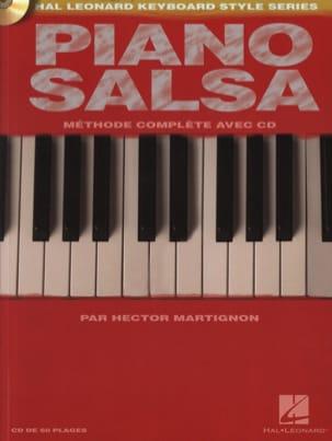 Piano Salsa - Méthode complète Hector Martignon Partition laflutedepan