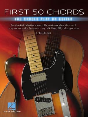 First 50 Chords You Should Play on Guitar Doug Boduch laflutedepan