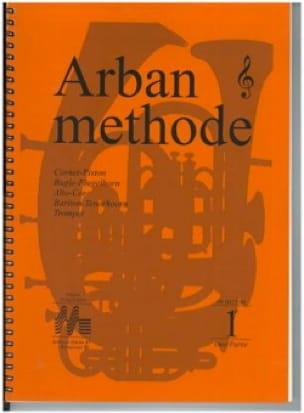 Méthode Clé de Sol Volume 1 - Jean-Baptiste Arban - laflutedepan.com