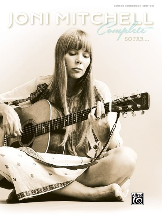 Joni Mitchell Complete So Far - Joni Mitchell - laflutedepan.com