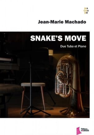Snake's Move - Jean-Marie Machado - Partition - laflutedepan.com
