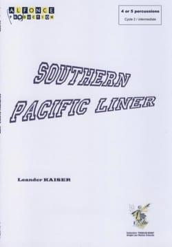 Southern Pacific Liner Leander Kaiser Partition laflutedepan