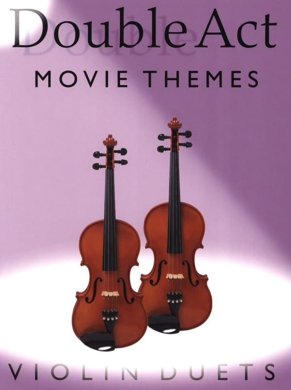 Double Act - Movie Themes - Partition - Violon - laflutedepan.com