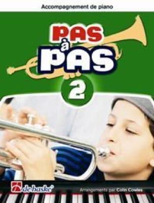 Pas A Pas Volume 2 - Accompagnement Piano - laflutedepan.com