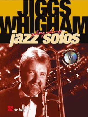 Play Along Jazz Solos Jiggs Whigham Partition Trombone - laflutedepan