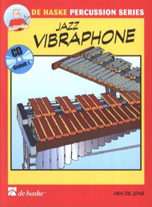 Jazz Vibraphone Hein De Jong Partition Vibraphone - laflutedepan