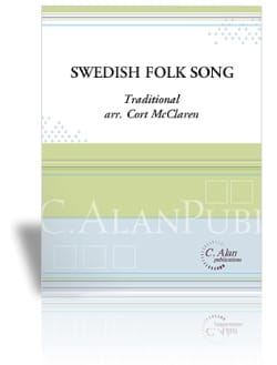 Swedish Folk Song - Traditionnel - Partition - laflutedepan.com