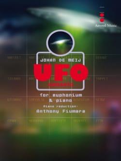 UFO concerto Meij Johan De Partition Tuba - laflutedepan